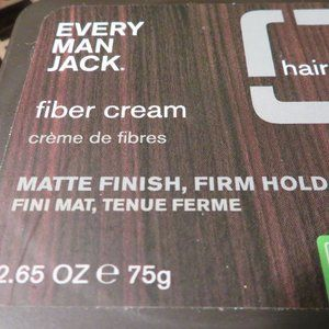 FOR MEN- EVERY MAN JACK- HAIR- FIBER CREAM,